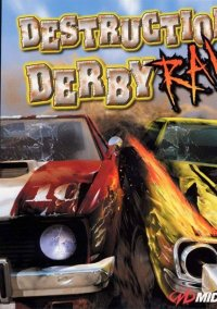 Обложка Destruction Derby RAW