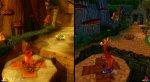 Эксперты Digital Foundry сравнили графику Crash Bandicoot наPS4 иPS1. - Изображение 10