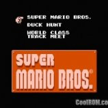Скриншот Super Mario Bros. / Duck Hunt / World Class Track Meet – Изображение 1