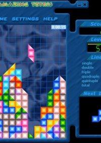 Обложка Amazing Tetris