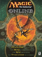 Обложка Magic: The Gathering Online