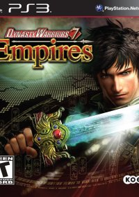 Обложка Dynasty Warriors 7: Empires