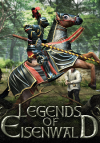 Обложка Legends of Eisenwald