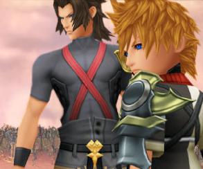 Сора знакомится с Джеком Воробьем в ролике Kingdom Hearts HD 2.5