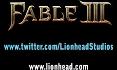 Fable III. Видеодневники разработчиков