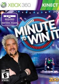 Обложка Minute to Win It