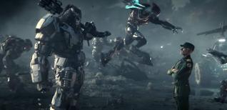Halo Wars 2. Трейлер о создании персонажей