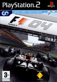 Обложка Formula One 04