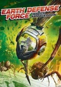 Обложка Earth Defense Force: Insect Armageddon
