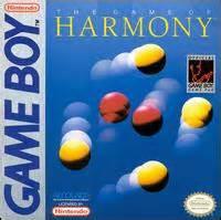 Обложка The Game of Harmony