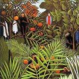 Скриншот Henri Rousseau Jigsaw Puzzles