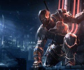 DLC 'Deathstroke' для Batman: Arkham Origins появится на Wii U