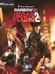Обложка Tom Clancy's Rainbow Six: Vegas 2