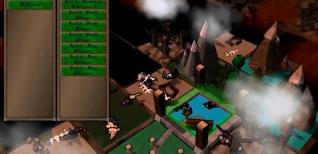 Siege of Turtle Enclave. Геймплейный трейлер