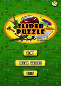 Word Sliding Puzzle – фото обложки игры