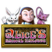 Alice's Magical Mahjong – фото обложки игры