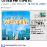 Скриншот Textropolis