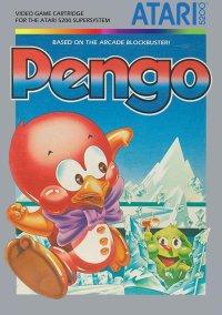 Обложка Pengo