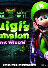 Обложка Luigi's Mansion 2: Dark Moon