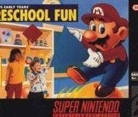 Обложка Mario's Early Years: Preschool Fun
