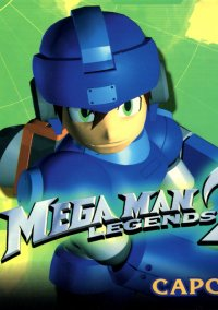 Обложка Mega Man Legends 2