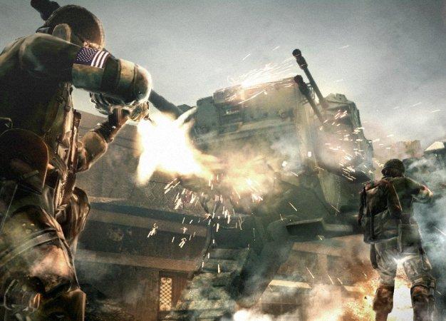 Неживая сталь: рецензия на Steel Battalion: Heavy Armor