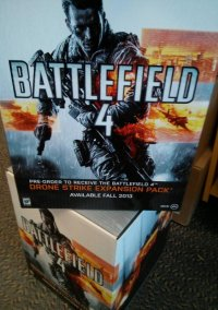 Обложка Battlefield 4: Drone Strike