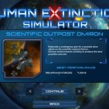 Скриншот Human Extinction Simulator