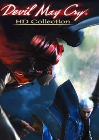 Devil May Cry HD Collection – фото обложки игры