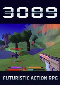 Обложка 3089 -- Futuristic Action RPG