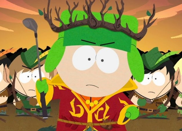 Рецензия на South Park: The Stick of Truth