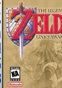 Обложка The Legend of Zelda: Link's Awakening