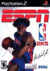 Обложка ESPN NBA 2K5