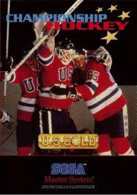 Обложка Championship Hockey