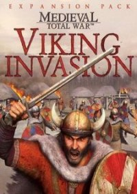 Обложка Medieval: Total War - Viking Invasion