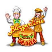 Обложка BurgerTime Deluxe