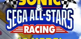 Sonic & SEGA All-Stars Racing. Видео #3