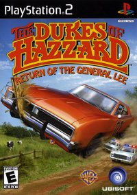 Обложка The Dukes of Hazzard: Return of the General Lee