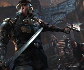 Сражения в The Technomancer станут  испытанием для хардкорных игроков