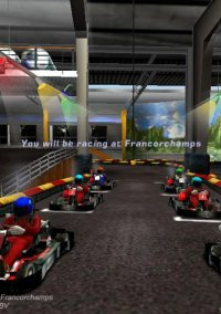 Обложка Coronel Indoor Kartracing