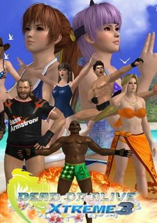 Dead or Alive: Xtreme 3