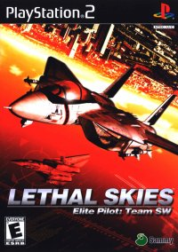 Lethal Skies Elite Pilot: Team SW – фото обложки игры
