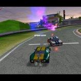 Скриншот Гонки. Опасный поворот
