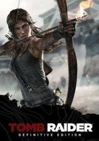 Обложка Tomb Raider: Definitive Edition