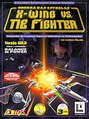 Обложка Star Wars: X-Wing vs. TIE Fighter
