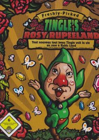Обложка Freshly-Picked: Tingle's Rosy Rupeeland (Eur)