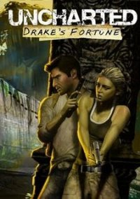 Uncharted: Drake's Fortune – фото обложки игры