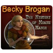 Обложка Becky Brogan: The Mystery of Meane Manor