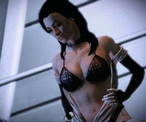 В Mass Effect Andromeda пообещали по-настоящему горячие сцены