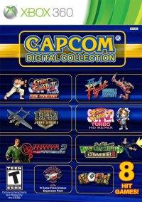 Обложка Capcom Digital Collection
